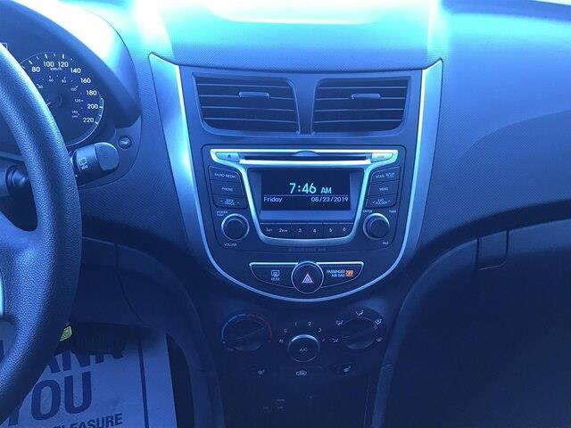 2016 Hyundai Accent GL (Stk: H12166A) in Peterborough - Image 17 of 19