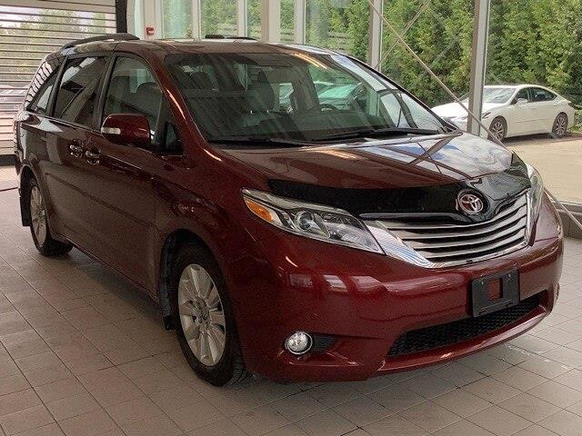 2016 Toyota Sienna Limited 7-Passenger (Stk: 21767A) in Kingston - Image 4 of 12