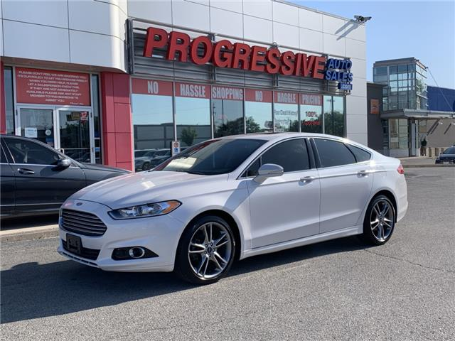 2013 Ford Fusion Titanium (Stk: DR196528) in Sarnia - Image 1 of 24