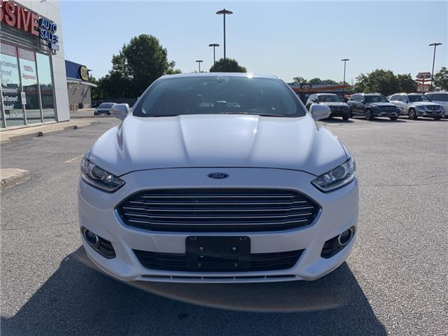 2013 Ford Fusion Titanium (Stk: DR196528) in Sarnia - Image 3 of 24