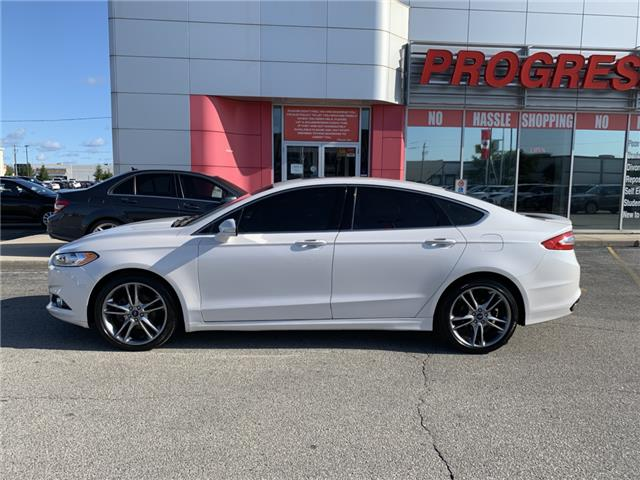 2013 Ford Fusion Titanium (Stk: DR196528) in Sarnia - Image 5 of 24