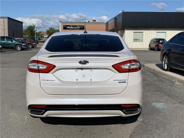 2013 Ford Fusion Titanium (Stk: DR196528) in Sarnia - Image 6 of 24