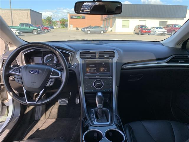 2013 Ford Fusion Titanium (Stk: DR196528) in Sarnia - Image 13 of 24