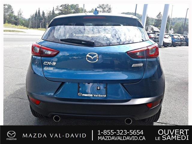 2018 Mazda CX-3 GX (Stk: 19388A) in Val-David - Image 5 of 24