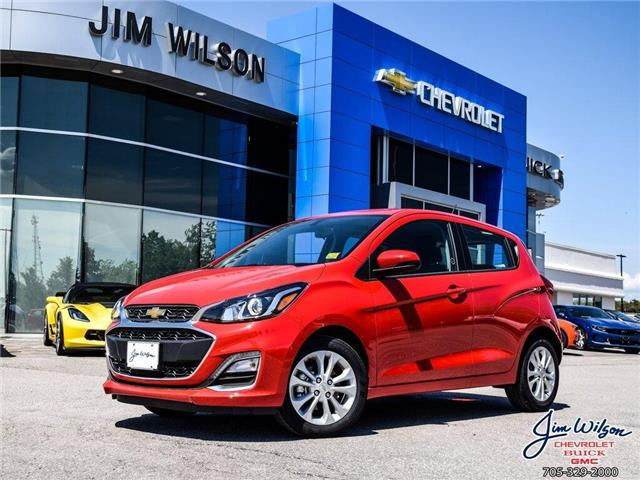 2019 Chevrolet Spark 1LT CVT (Stk: 2019563) in Orillia - Image 1 of 24