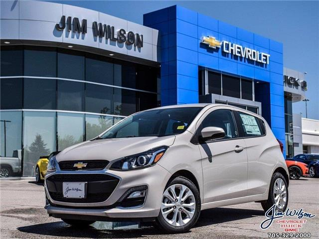 2019 Chevrolet Spark 1LT CVT (Stk: 2019586) in Orillia - Image 1 of 18