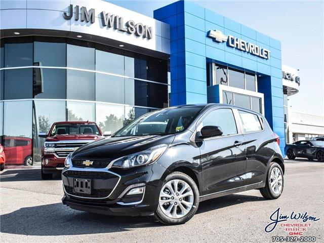 2019 Chevrolet Spark 1LT CVT (Stk: 2019607) in Orillia - Image 1 of 19