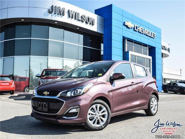 2019 Chevrolet Spark 1LT CVT (Stk: 2019627) in Orillia - Image 1 of 18