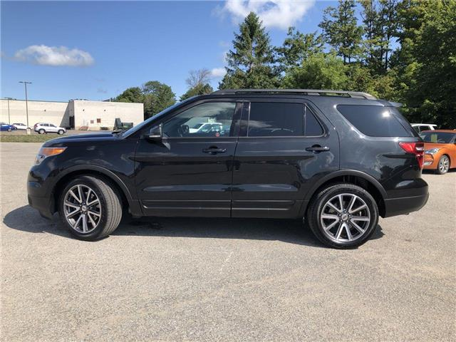 Used 2015 Ford Explorer Xlt For Sale In Toronto Autopark