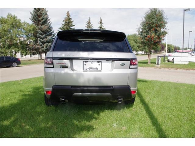 2016 Land Rover Range Rover Sport V8 Supercharged (Stk: 7844) in Edmonton - Image 4 of 23