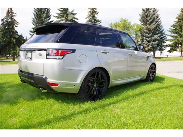 2016 Land Rover Range Rover Sport V8 Supercharged (Stk: 7844) in Edmonton - Image 5 of 23