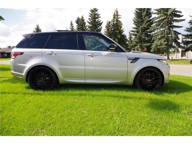 2016 Land Rover Range Rover Sport V8 Supercharged (Stk: 7844) in Edmonton - Image 6 of 23