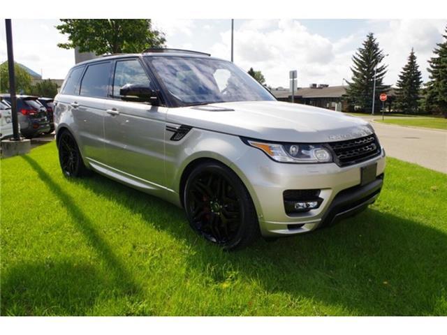 2016 Land Rover Range Rover Sport V8 Supercharged (Stk: 7844) in Edmonton - Image 7 of 23