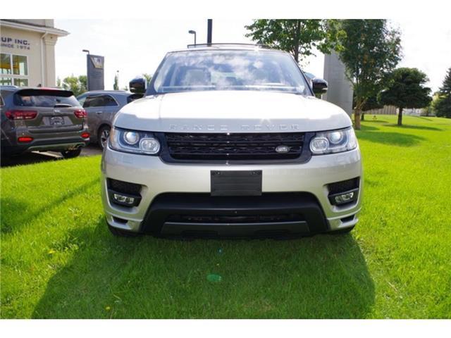 2016 Land Rover Range Rover Sport V8 Supercharged (Stk: 7844) in Edmonton - Image 8 of 23