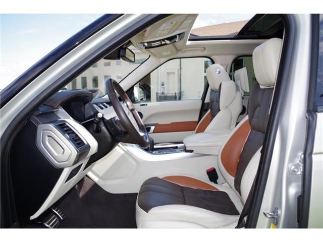 2016 Land Rover Range Rover Sport V8 Supercharged (Stk: 7844) in Edmonton - Image 11 of 23