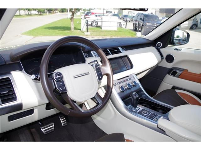 2016 Land Rover Range Rover Sport V8 Supercharged (Stk: 7844) in Edmonton - Image 12 of 23
