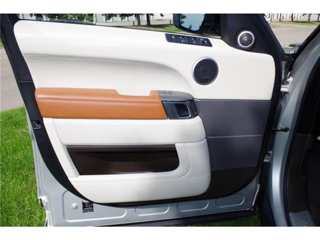 2016 Land Rover Range Rover Sport V8 Supercharged (Stk: 7844) in Edmonton - Image 13 of 23