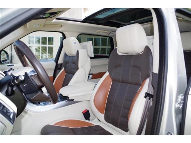 2016 Land Rover Range Rover Sport V8 Supercharged (Stk: 7844) in Edmonton - Image 16 of 23
