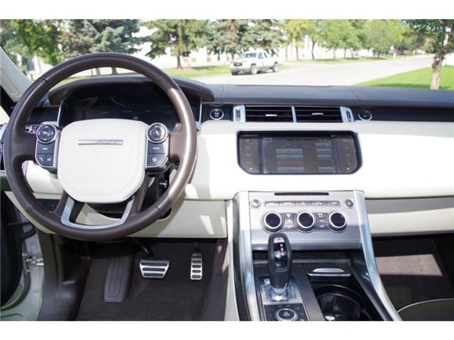 2016 Land Rover Range Rover Sport V8 Supercharged (Stk: 7844) in Edmonton - Image 17 of 23