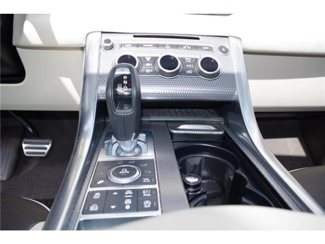 2016 Land Rover Range Rover Sport V8 Supercharged (Stk: 7844) in Edmonton - Image 19 of 23