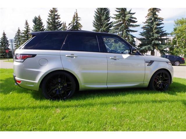 2016 Land Rover Range Rover Sport V8 Supercharged (Stk: 7844) in Edmonton - Image 22 of 23