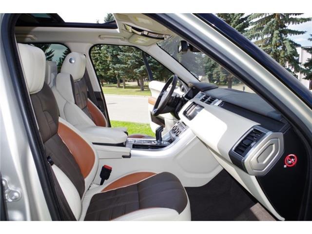 2016 Land Rover Range Rover Sport V8 Supercharged (Stk: 7844) in Edmonton - Image 23 of 23