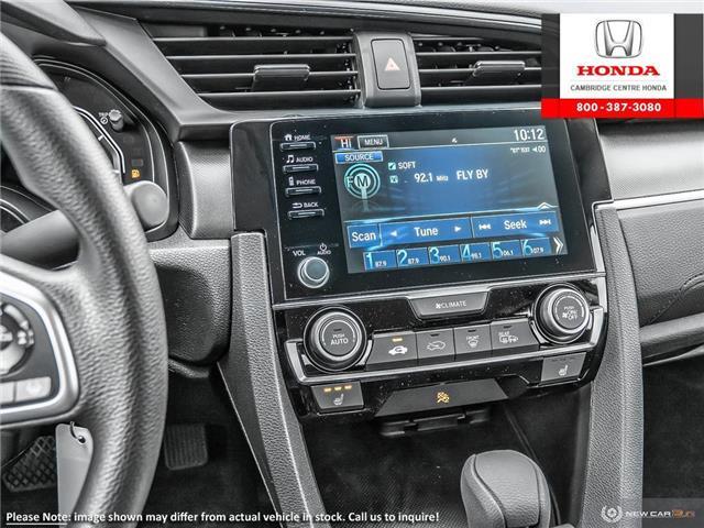 2019 Honda Civic LX (Stk: 20218) in Cambridge - Image 24 of 24