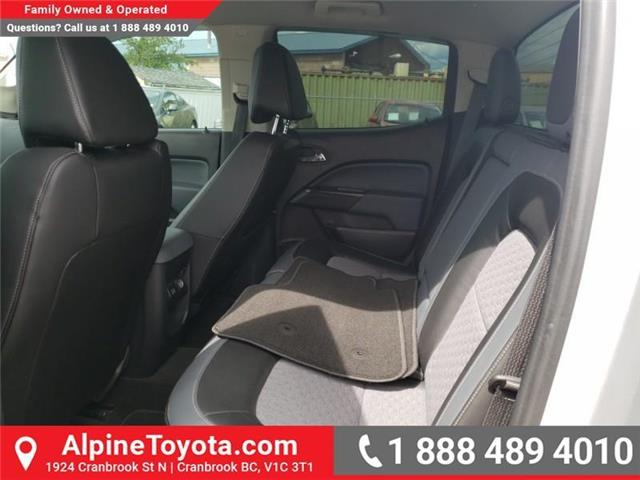 2015 Chevrolet Colorado Z71 (Stk: X582649P) in Cranbrook - Image 13 of 25