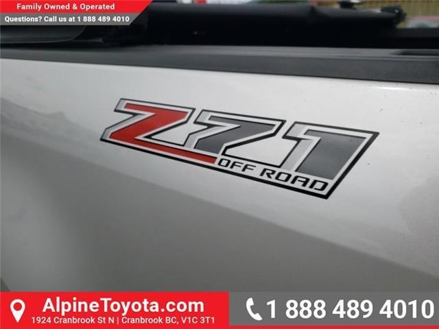 2015 Chevrolet Colorado Z71 (Stk: X582649P) in Cranbrook - Image 24 of 25