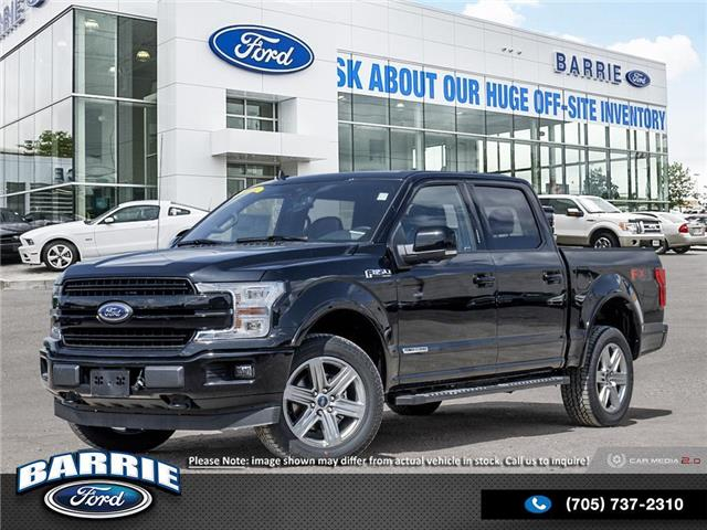 2019 Ford F-150 Lariat (Stk: T1387) in Barrie - Image 1 of 27
