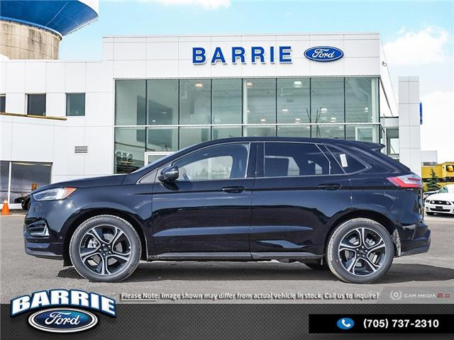 2019 Ford Edge ST (Stk: T1211) in Barrie - Image 3 of 27