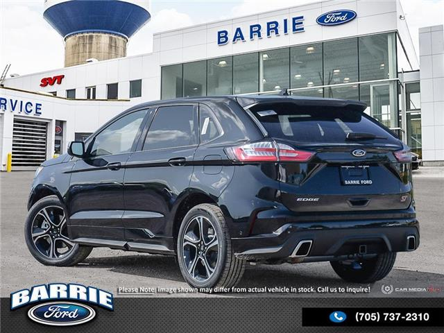 2019 Ford Edge ST (Stk: T1211) in Barrie - Image 4 of 27