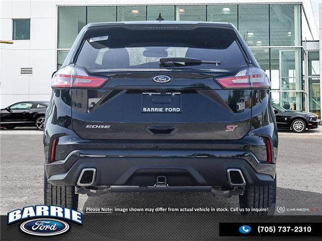 2019 Ford Edge ST (Stk: T1211) in Barrie - Image 5 of 27
