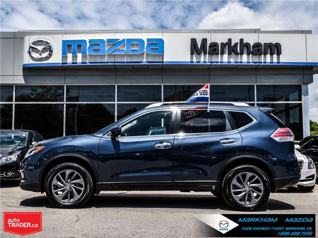 2016 Nissan Rogue  (Stk: D5190693A) in Markham - Image 3 of 30