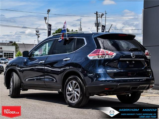 2016 Nissan Rogue  (Stk: D5190693A) in Markham - Image 4 of 30