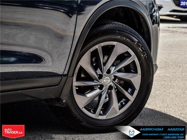 2016 Nissan Rogue  (Stk: D5190693A) in Markham - Image 8 of 30