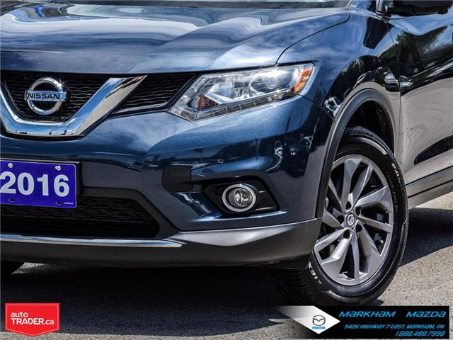 2016 Nissan Rogue  (Stk: D5190693A) in Markham - Image 10 of 30
