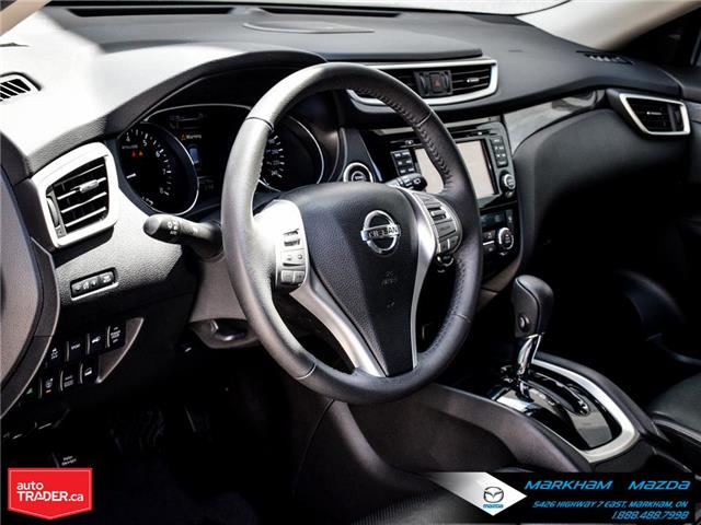 2016 Nissan Rogue  (Stk: D5190693A) in Markham - Image 12 of 30