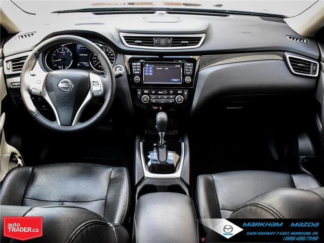 2016 Nissan Rogue  (Stk: D5190693A) in Markham - Image 21 of 30