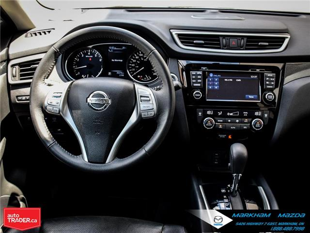 2016 Nissan Rogue  (Stk: D5190693A) in Markham - Image 22 of 30