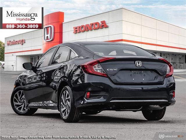 2019 Honda Civic EX (Stk: 327005) in Mississauga - Image 4 of 23