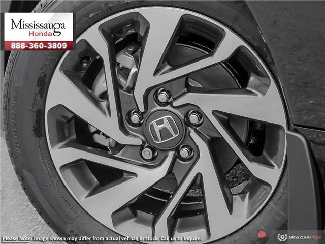 2019 Honda Civic EX (Stk: 327005) in Mississauga - Image 8 of 23