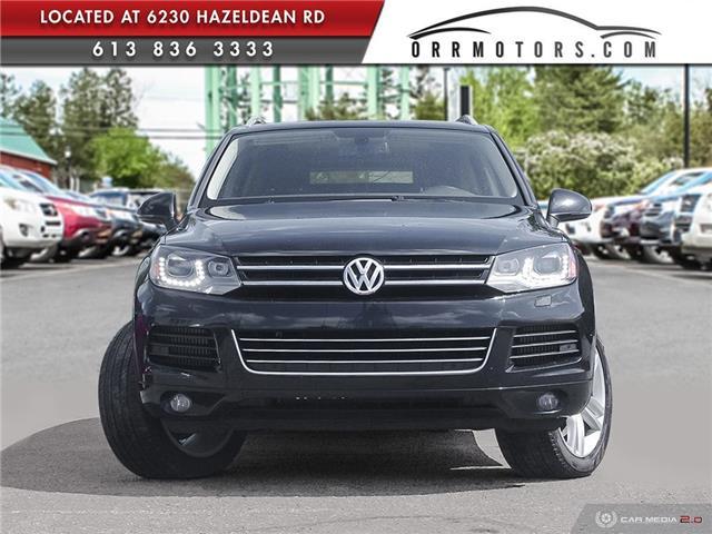 2011 Volkswagen Touareg 3.0 TDI Execline (Stk: 5877) in Stittsville - Image 2 of 30