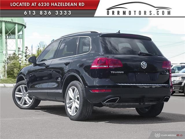 2011 Volkswagen Touareg 3.0 TDI Execline (Stk: 5877) in Stittsville - Image 4 of 30
