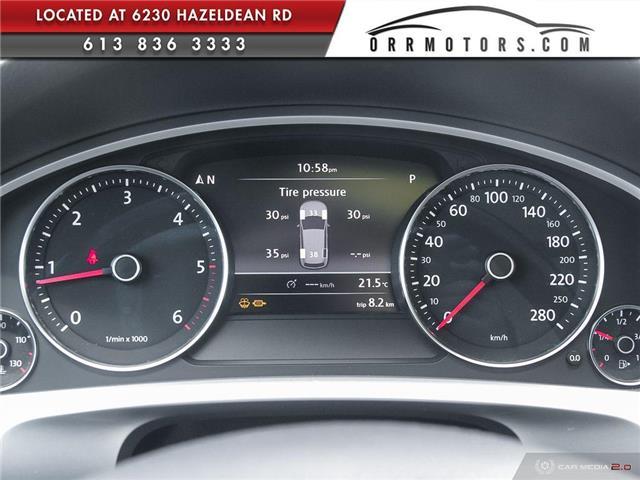2011 Volkswagen Touareg 3.0 TDI Execline (Stk: 5877) in Stittsville - Image 14 of 30