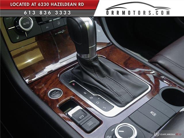 2011 Volkswagen Touareg 3.0 TDI Execline (Stk: 5877) in Stittsville - Image 18 of 30