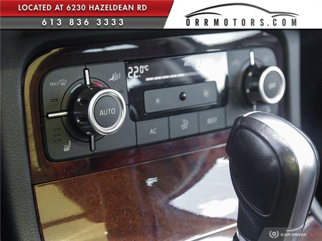 2011 Volkswagen Touareg 3.0 TDI Execline (Stk: 5877) in Stittsville - Image 19 of 30