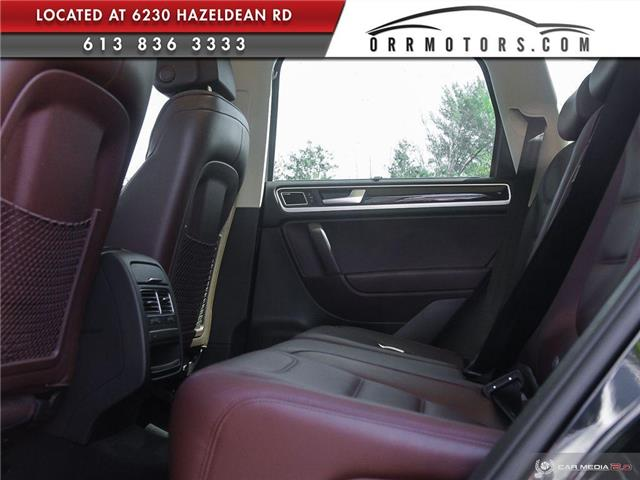 2011 Volkswagen Touareg 3.0 TDI Execline (Stk: 5877) in Stittsville - Image 23 of 30