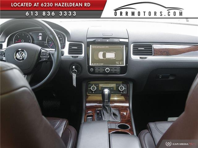2011 Volkswagen Touareg 3.0 TDI Execline (Stk: 5877) in Stittsville - Image 24 of 30