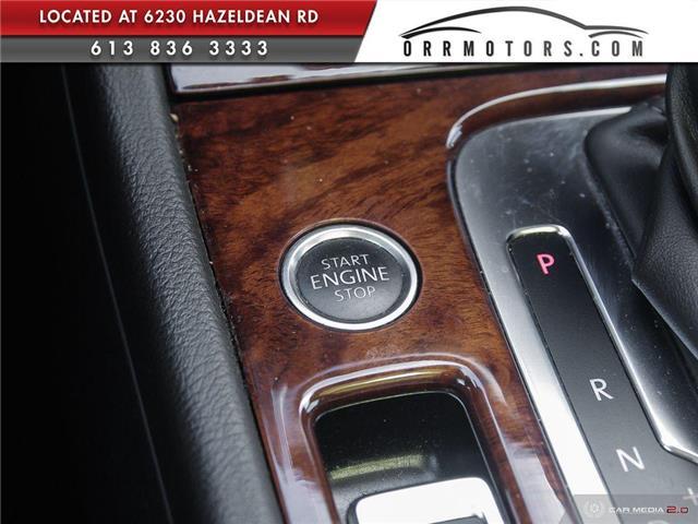 2011 Volkswagen Touareg 3.0 TDI Execline (Stk: 5877) in Stittsville - Image 25 of 30